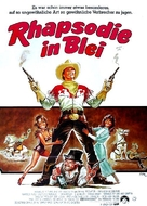 Rustlers' Rhapsody - German Movie Poster (xs thumbnail)