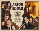 Arson Squad - Movie Poster (xs thumbnail)
