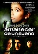 Amanecer de un sueño - Spanish Movie Poster (xs thumbnail)