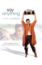 Say Anything... - British Movie Cover (xs thumbnail)