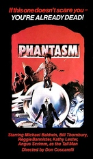 Phantasm - VHS movie cover (xs thumbnail)