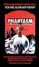 Phantasm - VHS movie cover (xs thumbnail)