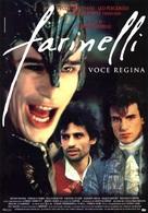 Farinelli - Italian Movie Poster (xs thumbnail)