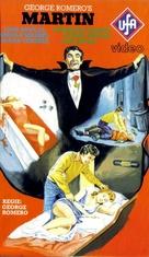 Martin - German VHS cover (xs thumbnail)