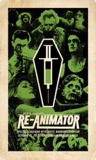 Re-Animator - Movie Poster (xs thumbnail)