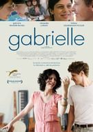 Gabrielle - Spanish Movie Poster (xs thumbnail)