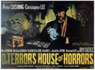 Dr. Terror's House of Horrors - British Movie Poster (xs thumbnail)