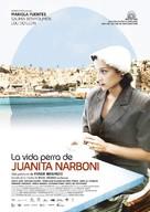 Vida perra de Juanita Narboni, La - Spanish Movie Poster (xs thumbnail)