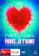 Paris, je t'aime - Australian Movie Cover (xs thumbnail)