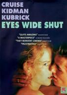 Eyes Wide Shut - DVD movie cover (xs thumbnail)