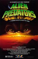 Alien Predator - Movie Poster (xs thumbnail)