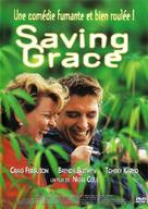 Saving Grace - French DVD cover (xs thumbnail)