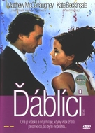 Tiptoes - Czech DVD movie cover (xs thumbnail)