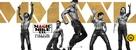 Magic Mike XXL - Hungarian Movie Cover (xs thumbnail)