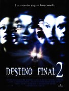 Final Destination 2 - Spanish Movie Poster (xs thumbnail)