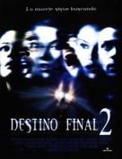 Final Destination 2 - Spanish Movie Poster (xs thumbnail)
