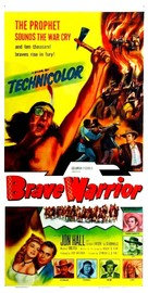 Brave Warrior - Movie Poster (xs thumbnail)