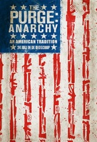 The Purge: Anarchy - Dutch Movie Poster (xs thumbnail)