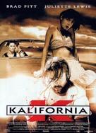 Kalifornia - French Movie Poster (xs thumbnail)