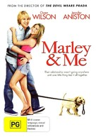 Marley & Me - Australian Movie Cover (xs thumbnail)