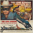 The Lone Ranger and the Lost City of Gold - Movie Poster (xs thumbnail)