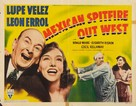 Mexican Spitfire Out West - Movie Poster (xs thumbnail)