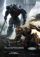 Transformers: The Last Knight - Polish Movie Poster (xs thumbnail)