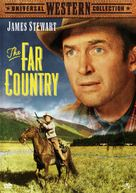 The Far Country - DVD cover (xs thumbnail)