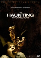 The Haunting in Connecticut - DVD cover (xs thumbnail)
