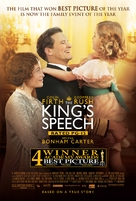 The King's Speech - Movie Poster (xs thumbnail)