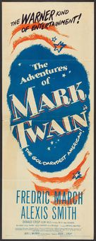 The Adventures of Mark Twain - Movie Poster (xs thumbnail)