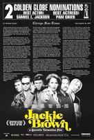 Jackie Brown - Movie Poster (xs thumbnail)