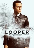 Looper - German Movie Poster (xs thumbnail)