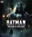 Batman: Gotham by Gaslight - Blu-Ray movie cover (xs thumbnail)