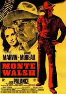 Monte Walsh - German Movie Poster (xs thumbnail)