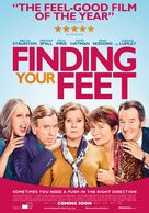 Finding Your Feet - Dutch Movie Poster (xs thumbnail)
