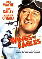 The Wings of Eagles - DVD cover (xs thumbnail)