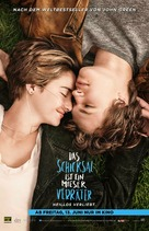 The Fault in Our Stars - Austrian Movie Poster (xs thumbnail)