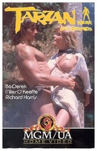 Tarzan, the Ape Man - VHS cover (xs thumbnail)