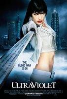 Ultraviolet - Movie Poster (xs thumbnail)