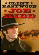Joe Kidd - DVD movie cover (xs thumbnail)