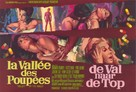 Valley of the Dolls - Belgian Movie Poster (xs thumbnail)