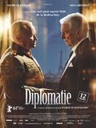 Diplomatie - Belgian Movie Poster (xs thumbnail)
