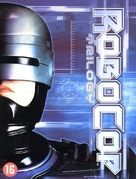 RoboCop - Dutch DVD movie cover (xs thumbnail)