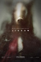 Jigsaw - Teaser movie poster (xs thumbnail)