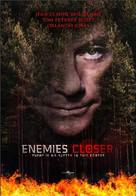 Enemies Closer - DVD cover (xs thumbnail)