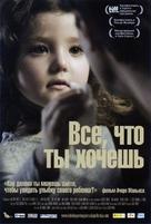 Todo lo que tú quieras - Russian Movie Poster (xs thumbnail)