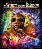 The Serpent and the Rainbow - Blu-Ray movie cover (xs thumbnail)