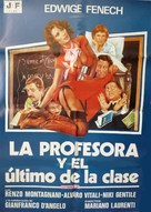 L'insegnante va in collegio - Spanish Movie Poster (xs thumbnail)