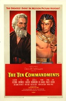 The Ten Commandments - Movie Poster (xs thumbnail)
